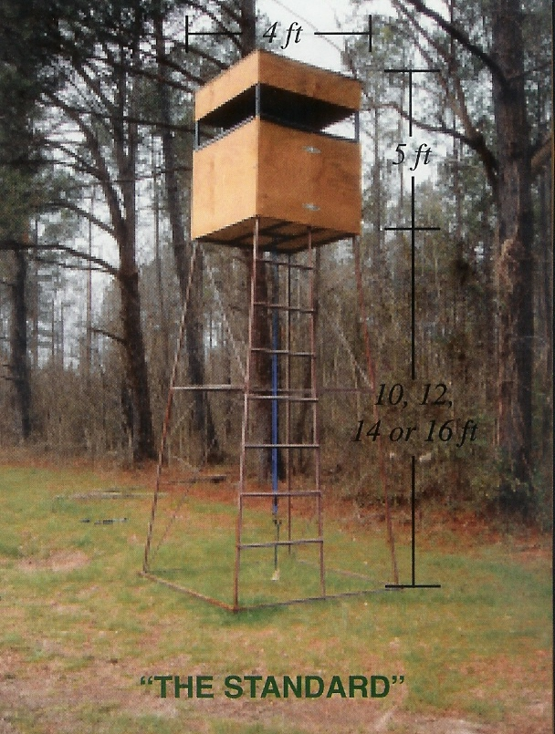 deer tower stands